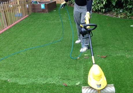 News Artificial Grass Maintenance