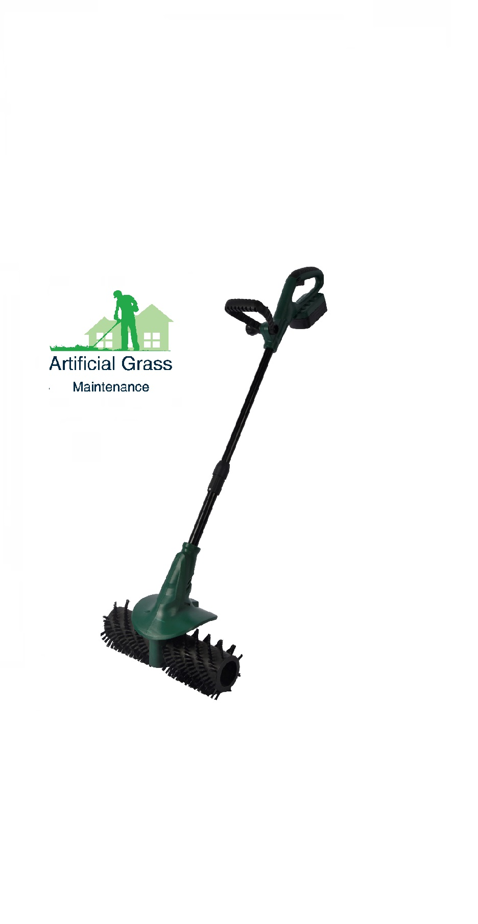 Agm 200 Cordless Power Brush Sweeper Artificial Grass